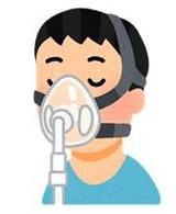CPAP(シーバップ)口鼻マスク