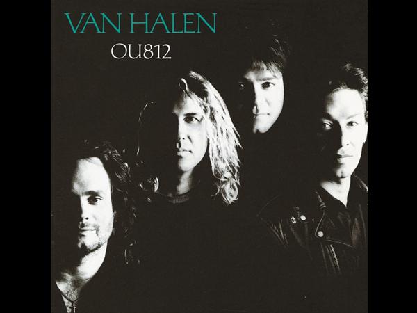 1989年の「Van Halen OU812 tour」の思い出