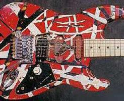 偉大なるギター・ヒーロー…エディ・ヴァン・ヘイレン逝く